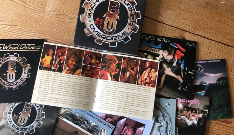 Bachman Turner Overdrive Box Set