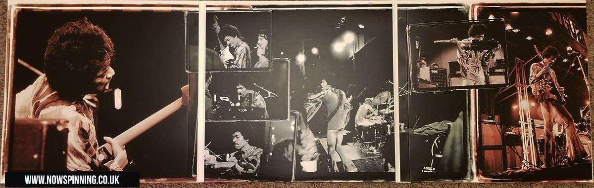 Jimi Hendrix - Isle of White Vinyl gatefold