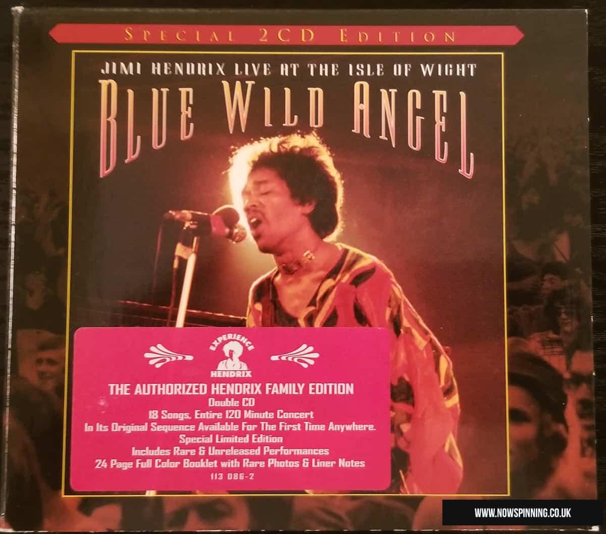 Jimi Hendrix Isle of White 2CD