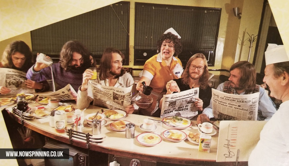 Supertramp Breakfast in America - Album Review