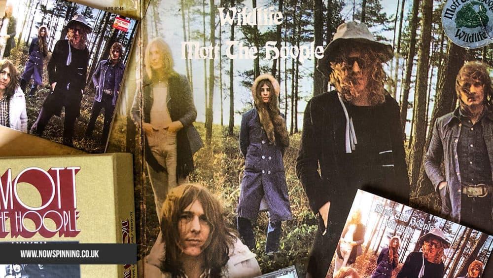 Mott The Hoople Wildlfe 1971