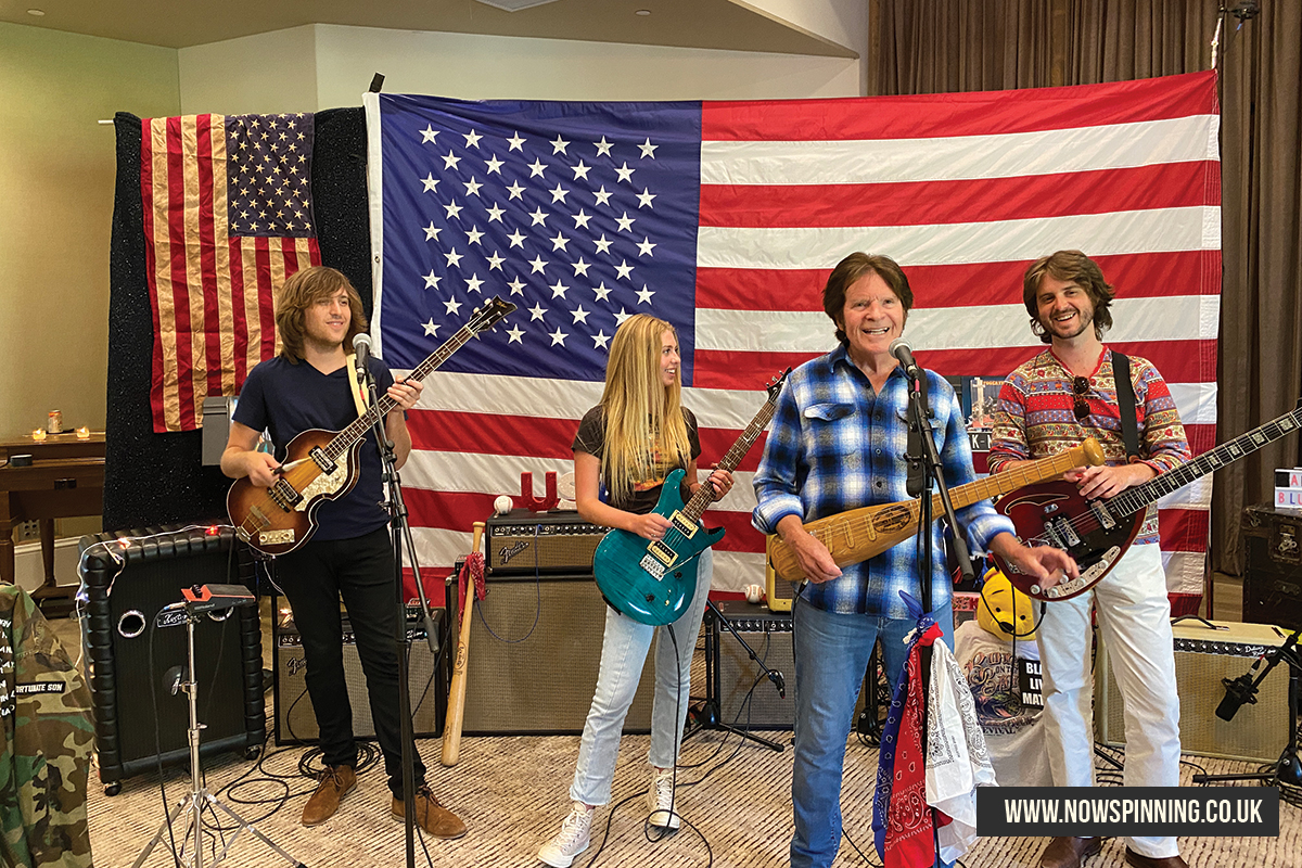 John Forgerty Family Band