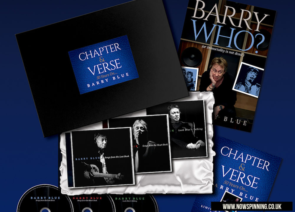 Barry Blue Box Set 2020