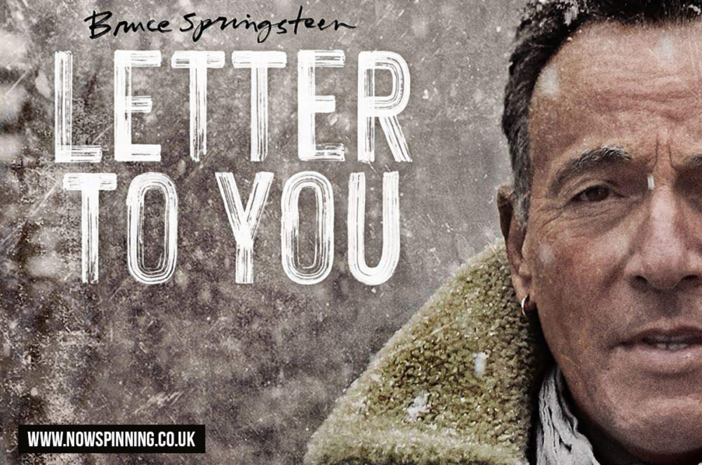 Bruce Springsteen Letter To You Album Review Now Spinning Magazine