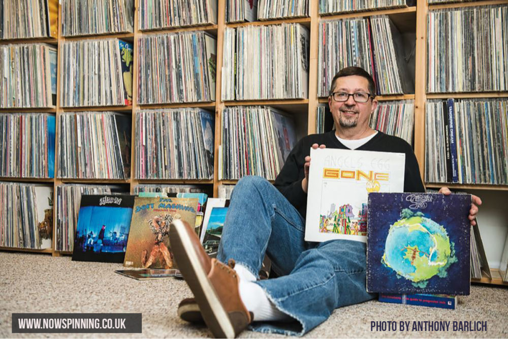 Charles Snider Author of The Strawberry Bricks Guide to Progressive Rock talks to Phil Aston from Now Spinning