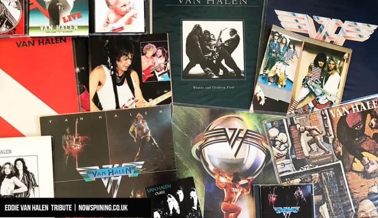 Eddie Van Halen Tribute from Now Spinning