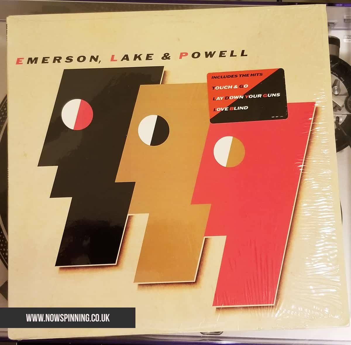 Emerson Lake and Powell vinyl