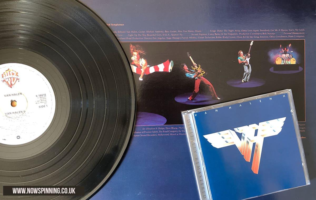 Van Halen 2 Classic Album Reviews