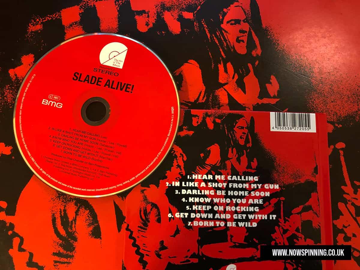 Slade Alive CD Remaster