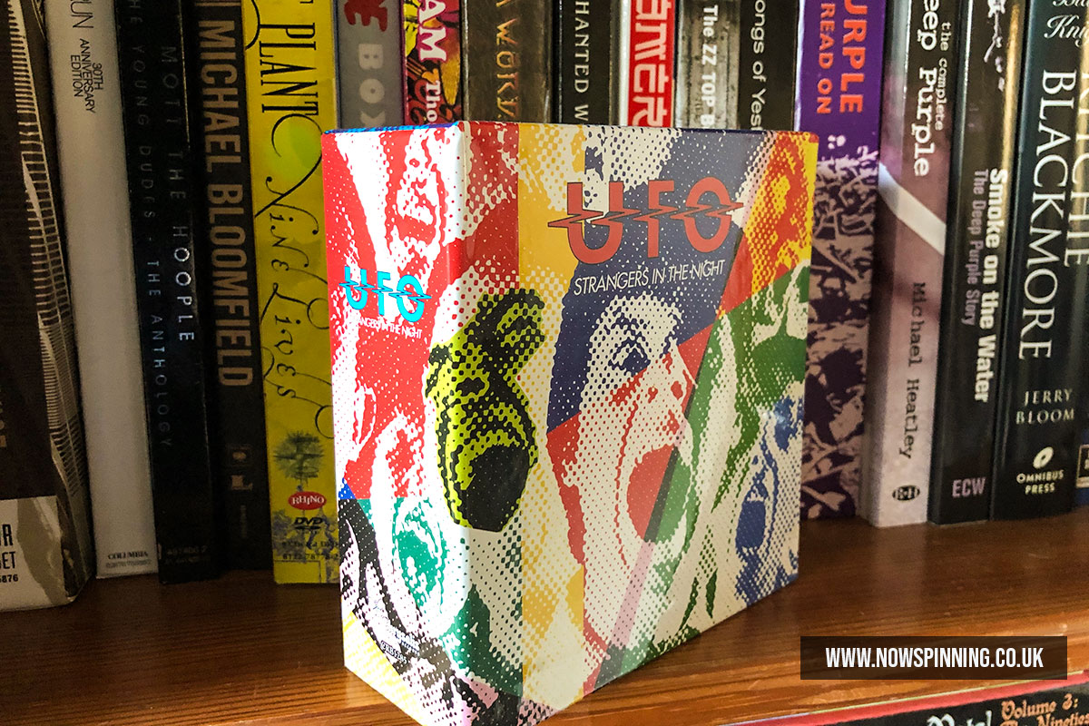 Strangers in the night 8CD box set review