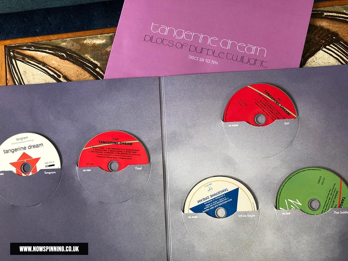 Pilots Of Purple Twilight: The Virgin Recordings Box Set