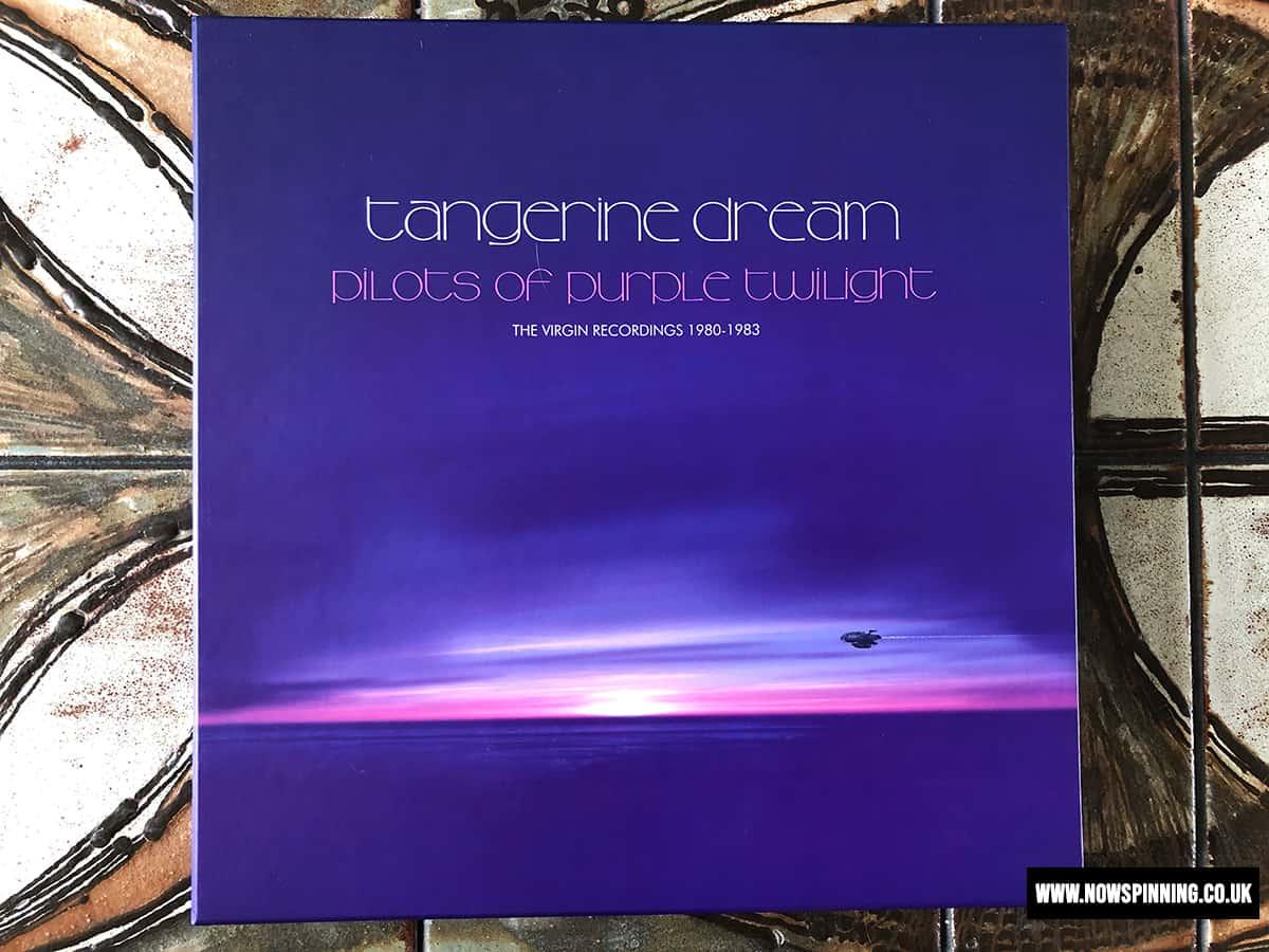 Pilots Of Purple Twilight: The Virgin Recordings Box Set 1980 -1983
