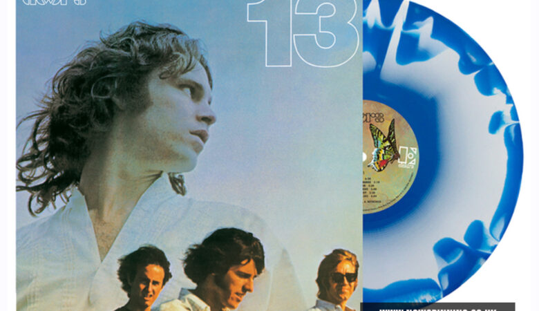 The Doors - 13 50th Anniversary vinyl Reissue