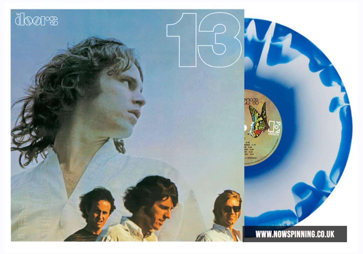 The Doors - 13 50th Anniversary vinyl Reissue