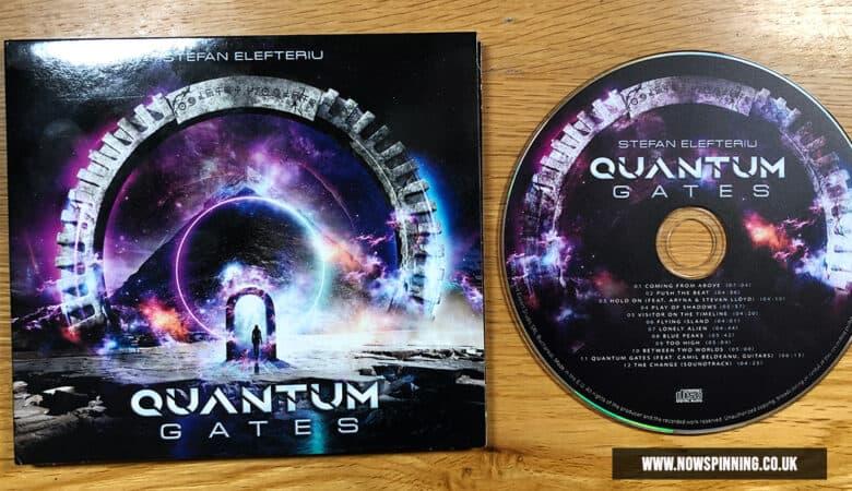 Stefan Elefteriu Quantum Gates Review