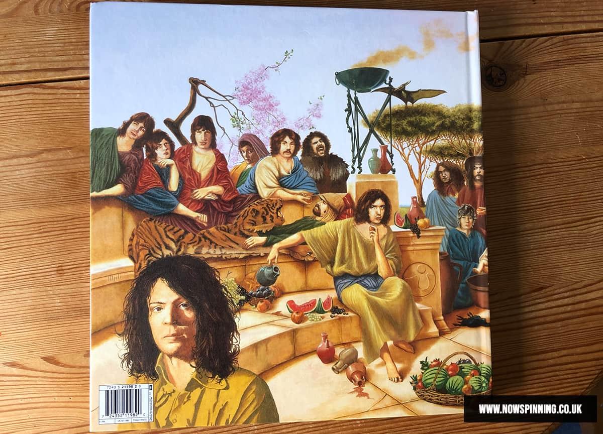 Harvest Festival Back Cover