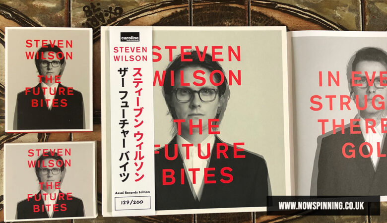 Steven Wilson The Future Bites Review