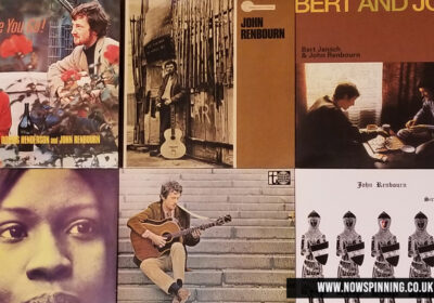 John Renbourn: Unpentangled – The Sixties Albums, 6CD Boxset