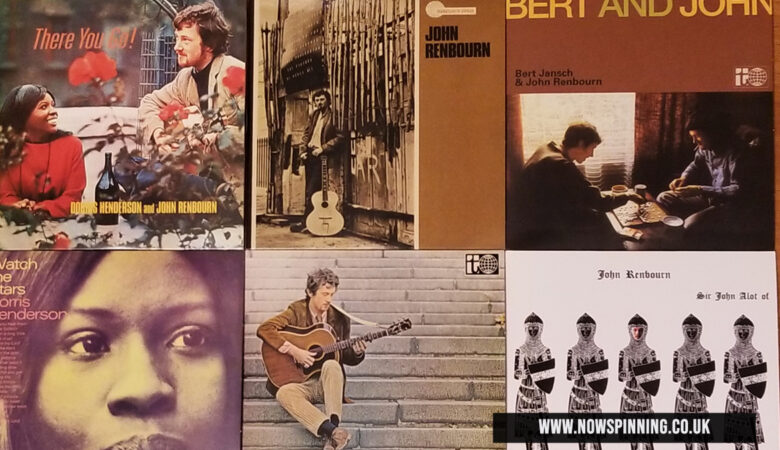 John Renbourn: Unpentangled – The Sixties Albums, 6CD Boxset