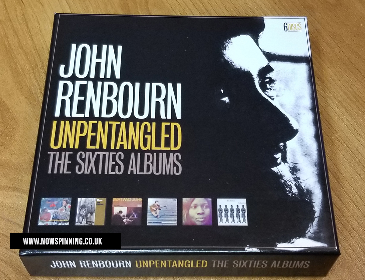 John Renbourn: Unpentangled – The Sixties Albums, 6CD Boxset review