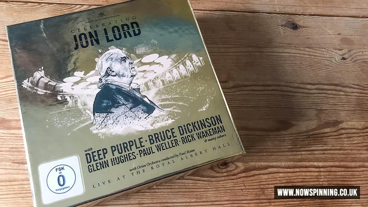 Celebrating Jon Lord Box Set Review