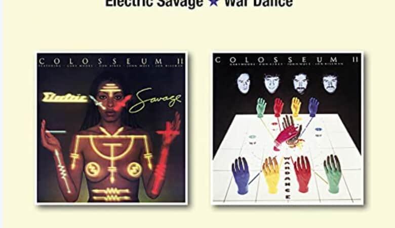 Electric Savage/War Dance 2CD Remastered