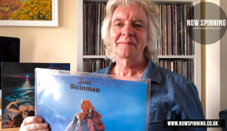 Jim Steinman Tribute from Now Spinning Magazine