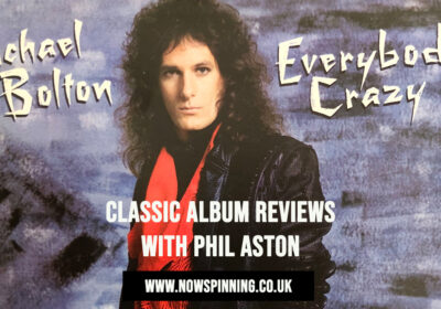 Michael Bolton Everybody's Crazy Album Review 1985