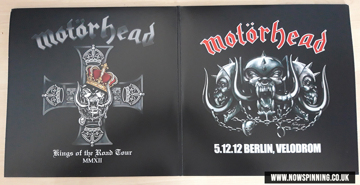 Motorhead Louder Than Noise Vinyl Review