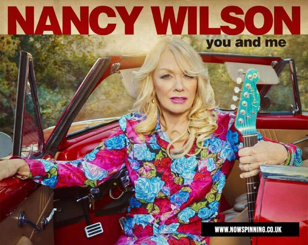 Nancy Wilson You and Me Solo Album