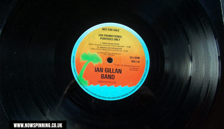 my passion for music all started with Ian Gillan
