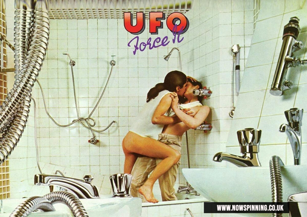 UFO Force It Deluxe Edition 2CD and Double Vinyl