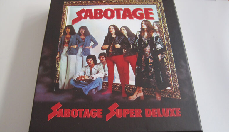 Sabotage Black Sabbath Deluxe Box Set Review