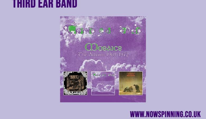 Third Ear Band 3CD Box Set Esoteric Records