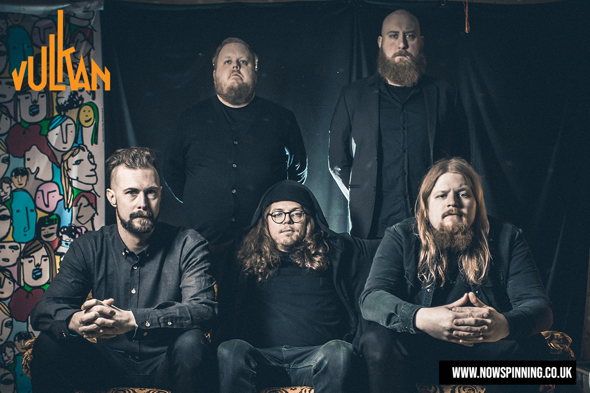 Vulkan Interview Progressive Metal
