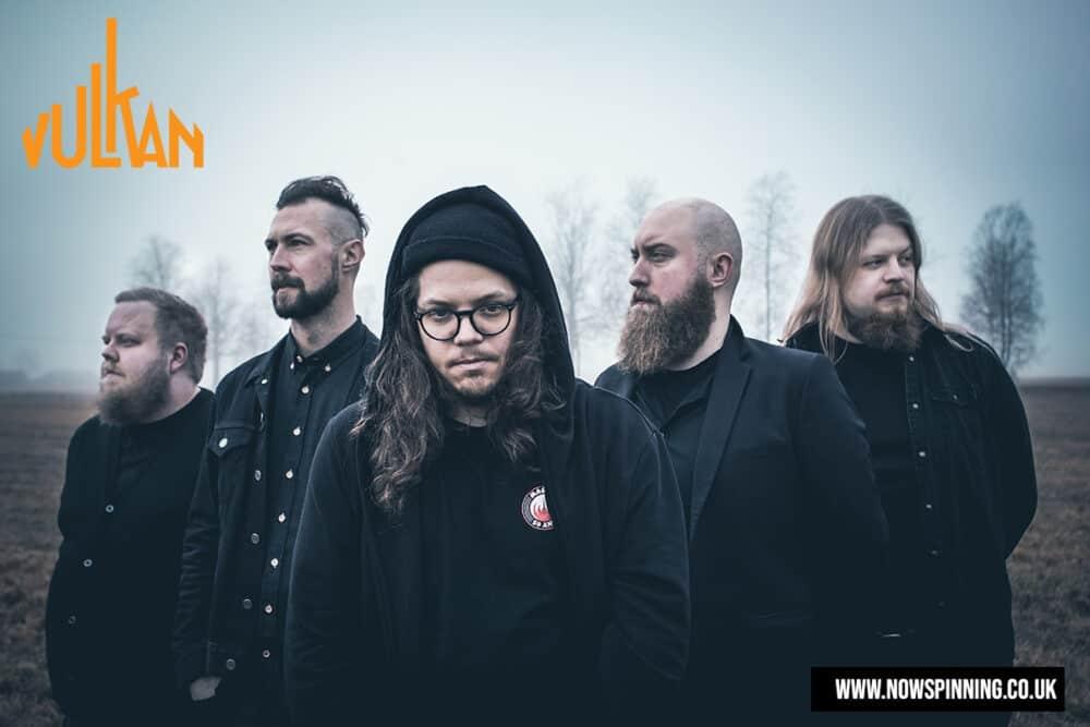 Vulkan Prog Metal Band Swden Interview