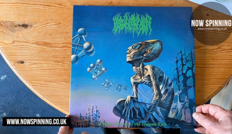 Blood Incantation : Hidden History Of The Human Race : Unboxing Vinyl CD Album Review