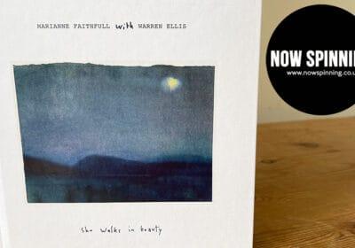 Marianne Faithfull She Walks in Beauty Album Review