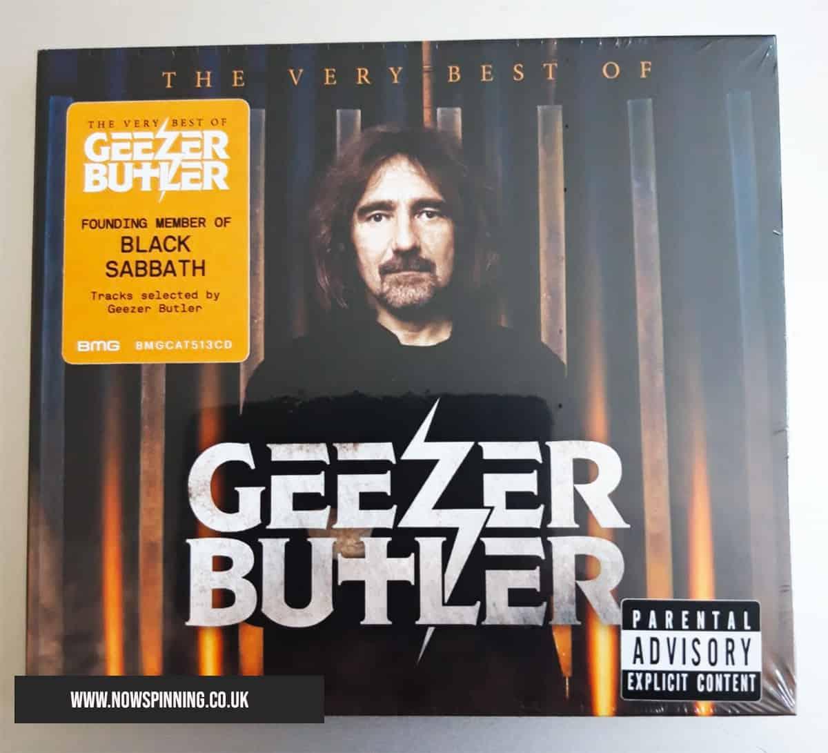 The Best of Geezer Butler