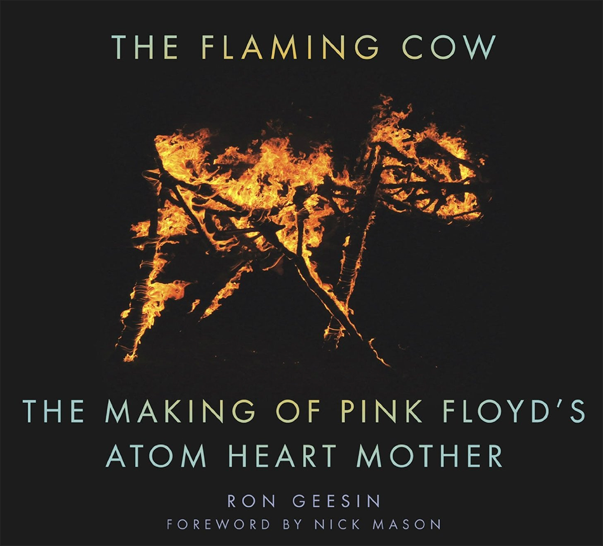 Atom Heart Mother The Book by Ron Geesin