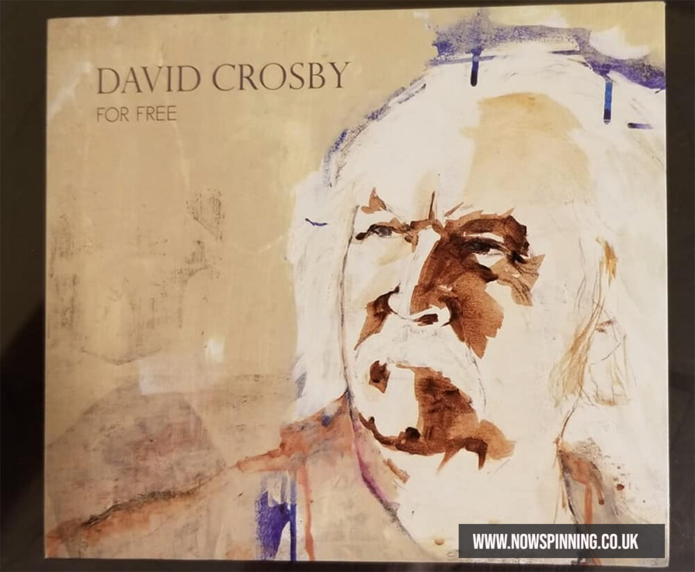 David Crosby For Free Album Review