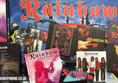 Rainbow - A Light In The Black Box Set Review