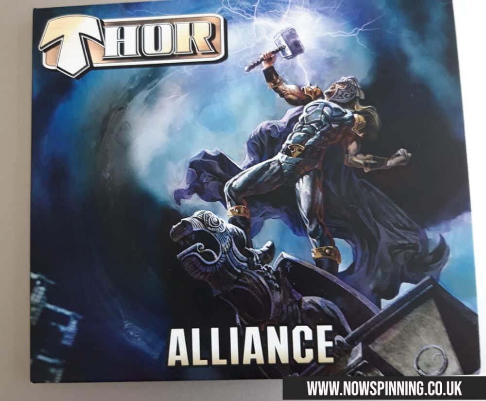 Thor Alliance Album Review