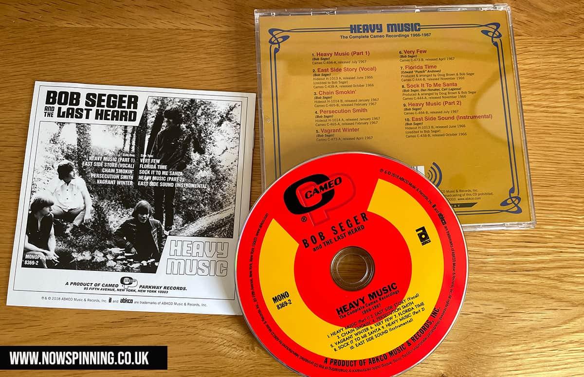 Bob Seger and The Unheard Album Review