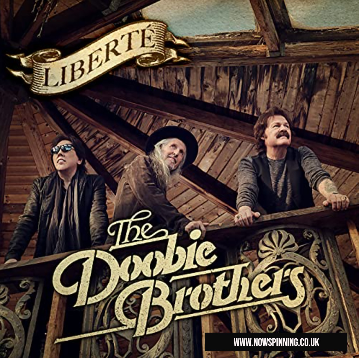 Doobie Brothers Liberte