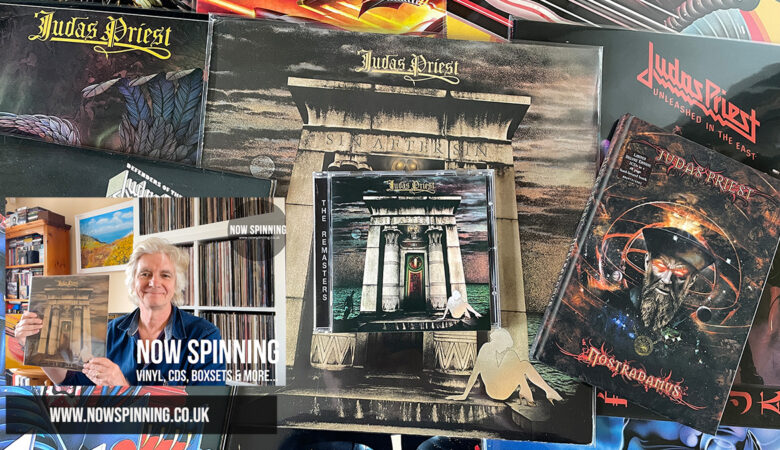 Judas Priest Sin After Sin Album Review