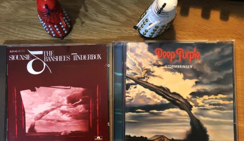 Deep Purple : Stormbringer : 1974 Siouxsie & The Banshees : Tinderbox : 1986
