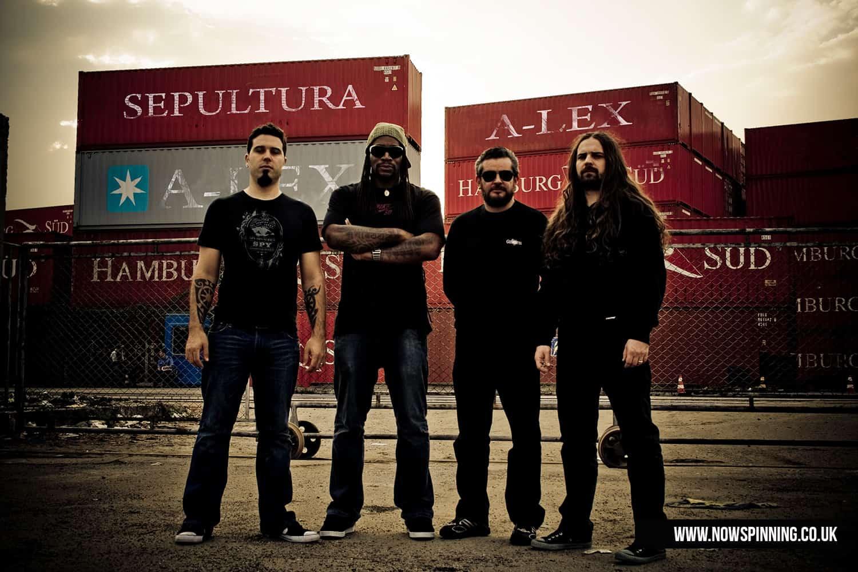 Sepultura  To Release 8LP/5CD boxset 'Sepulnation'