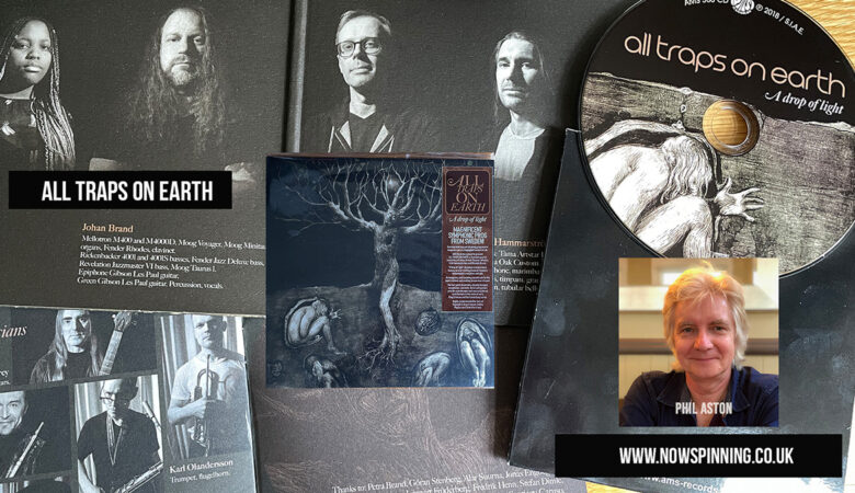 All Traps on Earth - ADrop of Light Album Review