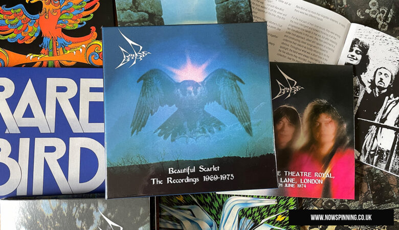 Rare Bird Box Set Esoteric Cherry Red Records